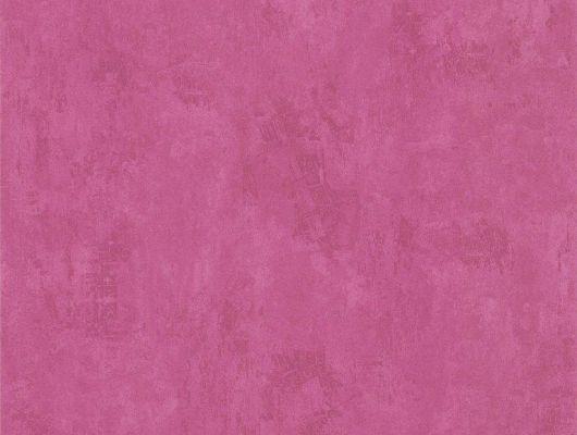 """Обои AURA """"Les Aventures"""", арт. 51137023 - матовые, цвета фуксии, с текстурой имитирующей штукатурку. Отлично подходят в качестве компаньонов и фоновых обоев. Салон обоев, магазин обоев, обои Москва., Les Aventures"""