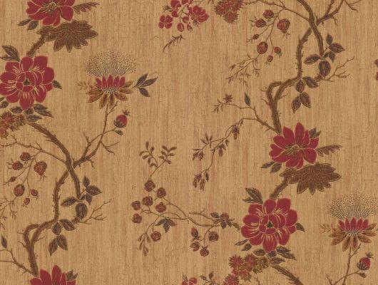 Обои art 65/1002 Бумага Cole & Son Великобритания, Collection of flowers, Английские обои, Архив, Бумажные обои, Обои для прихожей, Обои с цветами, Флизелиновые обои