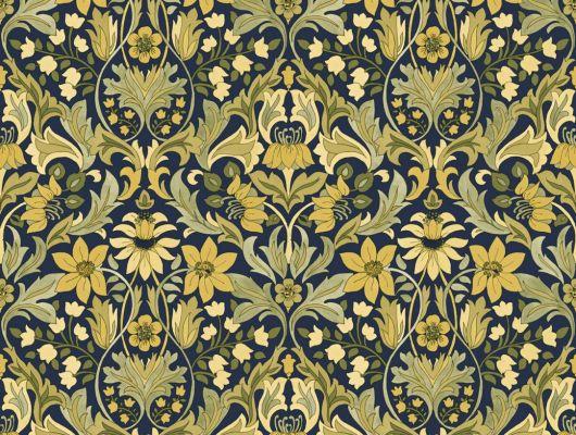 Обои art 6612 Флизелин Boråstapeter Швеция, Graceful Living, Архив, Обои для гостиной, Обои для квартиры, Обои с цветами, Распродажа