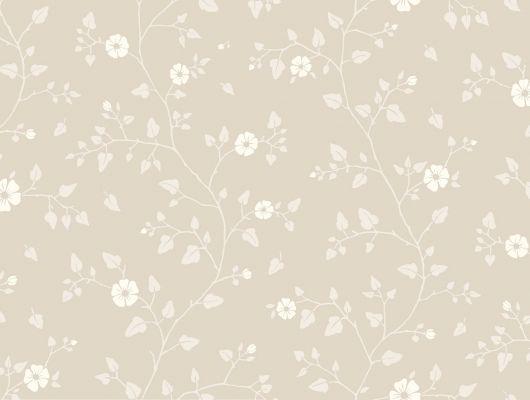 Шведские обои в спальню с приятным цветочным рисунком купить онлайн, Beautiful Traditions, Обои для квартиры, Обои для кухни, Обои для спальни, Хиты продаж