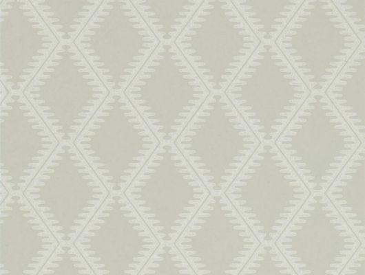 Выбрать обои для гостиной Witney арт. 216876 из коллекции Littlemore от Sanderson с изящным геометрическим рисунком в шоу-руме в Москве., Littlemore, Обои для гостиной, Обои для кабинета, Обои для спальни