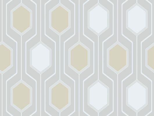 Современные обои для коридора в виде геометрических фигур, Decorama Easy Up 2016, Архив, Новинки, Обои для квартиры, Обои для прихожей, Распродажа, Хиты продаж