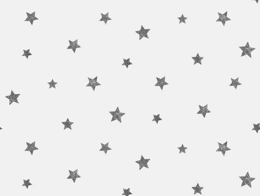 Мистические звезды на белом фоне на обоях для квартиры, Decorama Easy Up 2016, Архив, Обои для квартиры, Распродажа