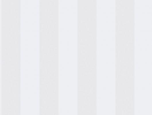 Обои из флизелина с мелкими полосками белого цвета, Decorama Easy Up 2016, Полосатые обои, Флизелиновые обои