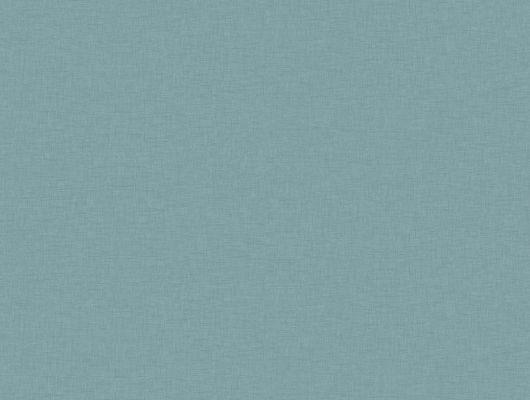 Сине-зеленые обои для гостиной с однотонной текстурой фабричной ткани, Decorama Easy Up 2016, Обои для гостиной, Однотонные обои