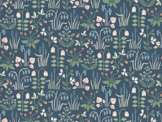 Обои art 7215 Флизелин Boråstapeter Швеция, In Bloom, Обои для квартиры