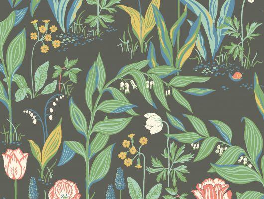 Обои art 7219 Флизелин Boråstapeter Швеция, In Bloom, Обои для квартиры