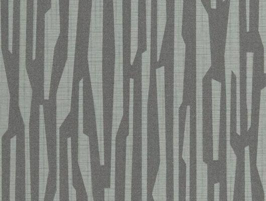 Приобрести флизелиновые обои Zendo  112171 для коридора из коллекции Momentum 6 от Harlequin с необычными ломанными полосами на темном фоне в шоу-руме в Москве, Momentum 6, Обои для гостиной