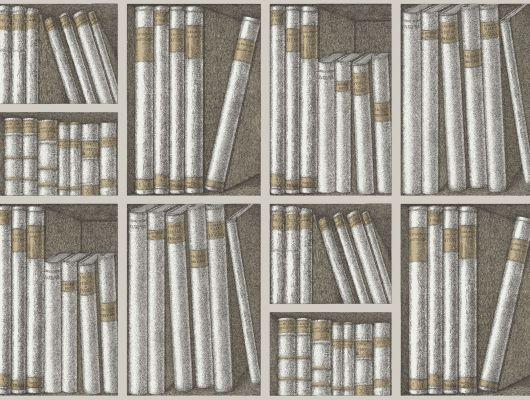 Обои art 77/11043 Флизелин Cole & Son Великобритания, Fornasetti, Английские обои, Архив, Обои для гостиной, Распродажа