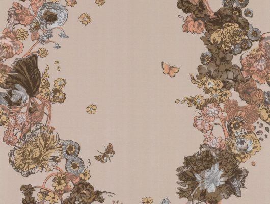 Обои art 77/6021 Флизелин Cole & Son Великобритания, Fornasetti, Английские обои, Архив, Обои для гостиной, Распродажа