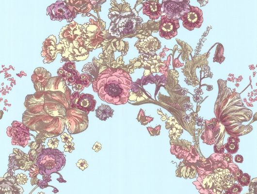 Обои art 77/6022 Флизелин Cole & Son Великобритания, Fornasetti, Английские обои, Архив, Обои для гостиной, Распродажа, Хиты продаж