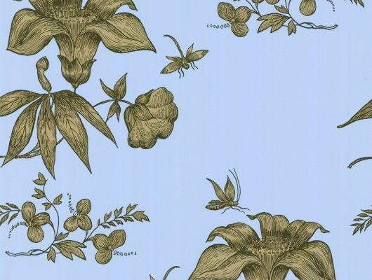 Обои art 77/8029 Флизелин Cole & Son Великобритания, Fornasetti, Английские обои, Архив, Обои для прихожей, Распродажа