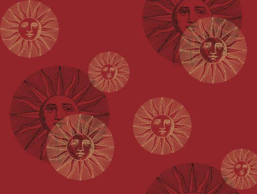 Обои art 77/9034 Флизелин Cole & Son Великобритания, Fornasetti, Английские обои, Архив, Обои для гостиной, Распродажа