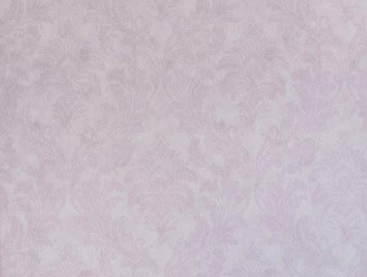 Изысканные дамасткие узоры  обоев Katja арт 8009 из коллекции VINYL от Collection FOR WALLS  из Швеции можно купить в интернет-магазине с бесплатной доставкой до двери или выбрать виниловые обои в Москве в салонах сети компании О-Дизайн., Vinyl CFW, Обои для гостиной, Обои для кабинета, Обои для спальни