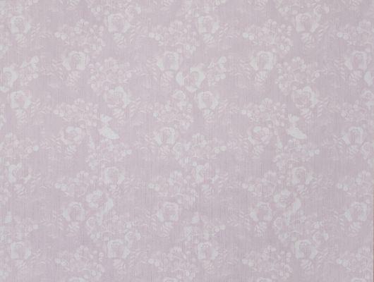 Недорогие виниловые обои из Швеции коллекция VINYL от Collection FOR WALLS арт 8020 под названием Vera для спальни, гостиной, коридора или кухни светло-розового оттенка с некрупным растительным рисунком и блестящими элементами. Широкий ассортимент, продажа и бесплатная доставка по всей России., Vinyl CFW, Обои для гостиной, Обои для спальни
