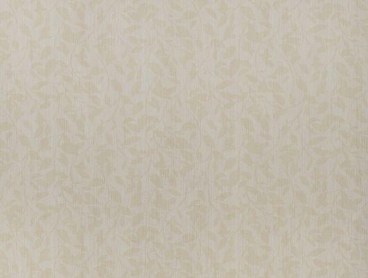 Виниловые метровые обои из Швеции коллекция VINYL от Collection FOR WALLS 8021 под названием  Nina светло-бежевого оттенка с еле заметным растительным узором и блестящими элементами подойдут для спальни, гостиной, коридора и для кухни. Широкий выбор в каталоге обоев, бесплатная доставка или самовывоз., Vinyl CFW, Обои для гостиной, Обои для кабинета, Обои для кухни, Обои для спальни