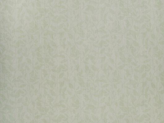 Виниловые моющиеся метровые обои из Швеции коллекция VINYL от Collection FOR WALLS под названием Nina арт 8025. Обои нежного зеленого оттенка с едва заметным растительным узором с блестящими элементами. Обои  для кухни, коридора, гостиной или спальни создадут умиротворяющую атмосферу. Купить обои в интернет магазине с бесплатной доставкой до двери в Одизайн., Vinyl CFW, Обои для гостиной, Обои для кухни, Обои для спальни