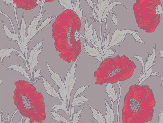 Обои art 81/1001 Флизелин Cole & Son Великобритания, Collection of flowers, Английские обои, Архив, Обои для гостиной, Распродажа, Флизелиновые обои