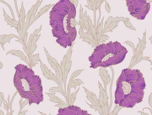 Обои art 81/1002 Флизелин Cole & Son Великобритания, Collection of flowers, Английские обои, Архив, Обои для гостиной, Обои с цветами, Распродажа, Флизелиновые обои