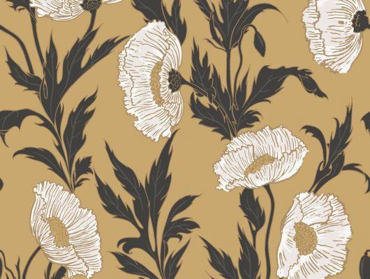 Обои art 81/1003 Флизелин Cole & Son Великобритания, Collection of flowers, Английские обои, Архив, Обои для гостиной, Распродажа, Флизелиновые обои