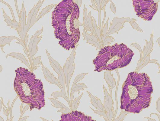 Обои art 81/1004 Флизелин Cole & Son Великобритания, Collection of flowers, Английские обои, Архив, Обои для гостиной, Распродажа, Флизелиновые обои