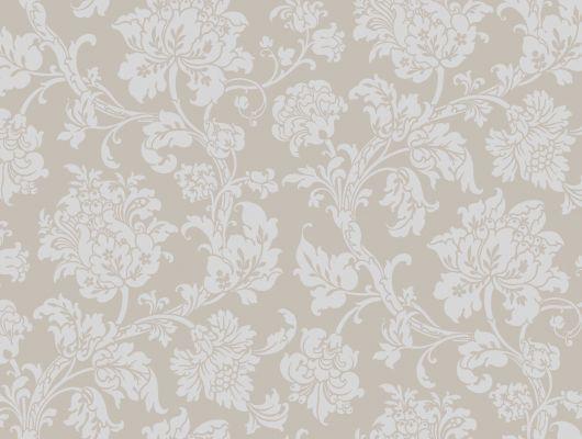 Обои art 81/10042 Флизелин Cole & Son Великобритания, Collection of flowers, Английские обои, Архив, Обои для спальни, Распродажа, Флизелиновые обои