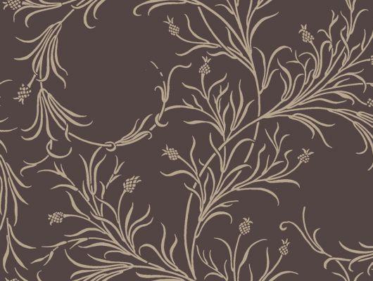 Обои art 81/12053 Флизелин Cole & Son Великобритания, Collection of flowers, Английские обои, Архив, Обои для спальни, Распродажа, Флизелиновые обои
