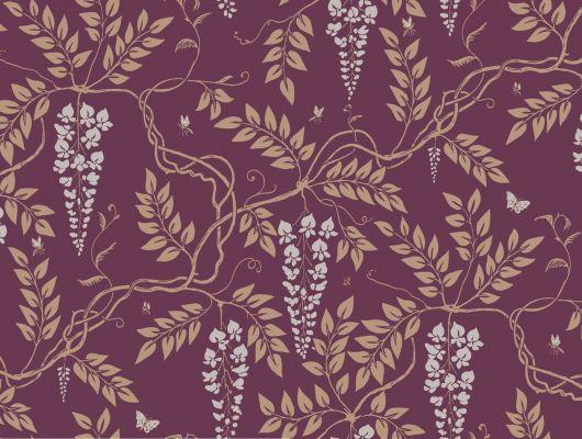 Обои art 81/13057 Флизелин Cole & Son Великобритания, Collection of flowers, Английские обои, Архив, Обои для гостиной, Распродажа, Флизелиновые обои