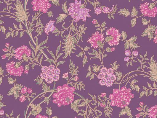 Обои art 81/15066 Флизелин Cole & Son Великобритания, Collection of flowers, Английские обои, Архив, Обои для спальни, Обои с цветами, Распродажа, Флизелиновые обои