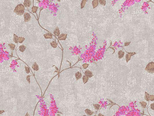 Обои art 81/3012 Флизелин Cole & Son Великобритания, Collection of flowers, Английские обои, Архив, Обои для гостиной, Обои с цветами, Распродажа, Флизелиновые обои