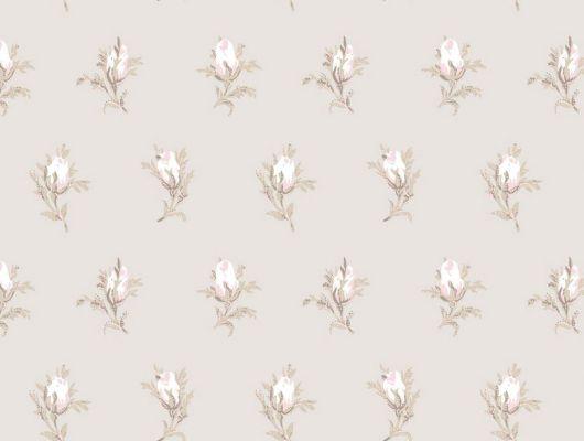 Обои art 81/4015 Флизелин Cole & Son Великобритания, Collection of flowers, Английские обои, Архив, Обои для гостиной, Обои для спальни, Распродажа, Флизелиновые обои