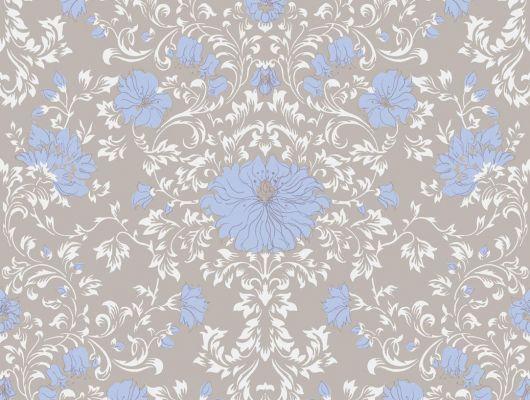 Обои art 81/8033 Флизелин Cole & Son Великобритания, Collection of flowers, Английские обои, Архив, Обои для гостиной, Распродажа, Флизелиновые обои