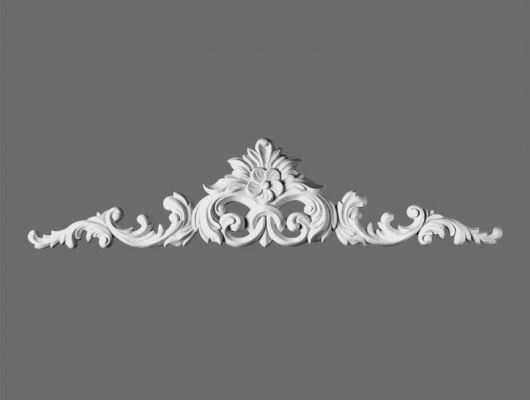 Фронтон D170  Orac Decor , Orac decor, Декоративные элементы, Лепнина и молдинги, Назначение, Универсальный дизайн