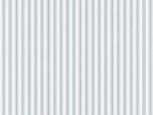Тонкие голубые линии на белом фоне образуют красивый и умиротворяющий узор для ваших стен, Marstrand II, Детские обои, Обои для стен