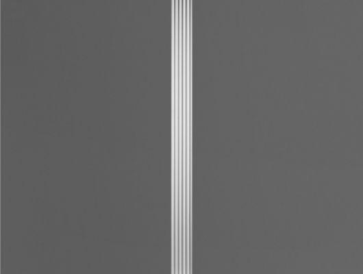Пилястра K200  Orac Decor , Orac decor, Декоративные элементы, Лепнина и молдинги, Назначение, Универсальный дизайн