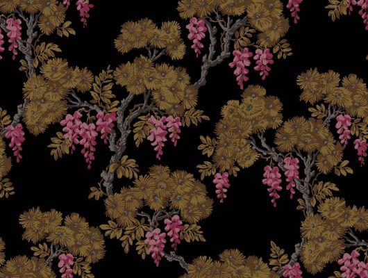 Обои art 89/10042 Флизелин Cole & Son Великобритания, Frontier, Английские обои, Архив, Обои для гостиной, Обои с цветами, Распродажа, Флизелиновые обои