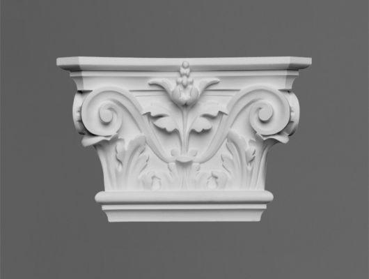 Пилястра K201  Orac Decor , Orac decor, Декоративные элементы, Лепнина и молдинги, Назначение, Универсальный дизайн