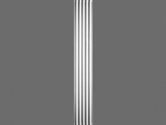 Пилястра K250  Orac Decor , Orac decor, Декоративные элементы, Лепнина и молдинги, Назначение, Универсальный дизайн
