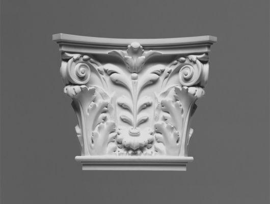 Пилястра K251  Orac Decor , Orac decor, Декоративные элементы, Лепнина и молдинги, Назначение, Универсальный дизайн