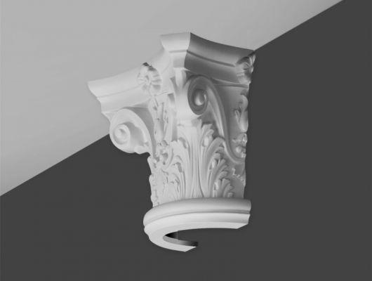 Колонна K1121  Orac Decor , Orac decor, Декоративные элементы, Колонны, Лепнина и молдинги, Назначение