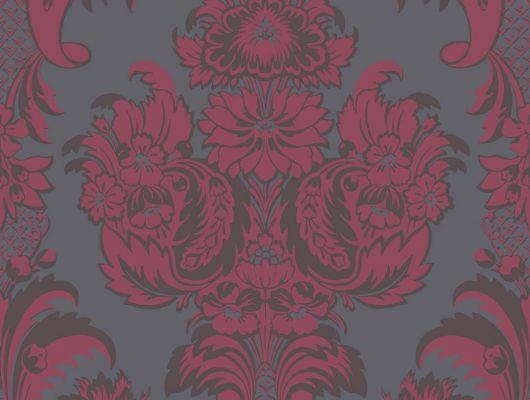 Обои art 94/3018 Флизелин Cole & Son Великобритания, Albemarle, Английские обои, Архив, Обои для гостиной
