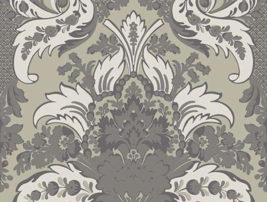 Обои art 94/5026 Флизелин Cole & Son Великобритания, Albemarle, Английские обои, Архив, Обои для гостиной