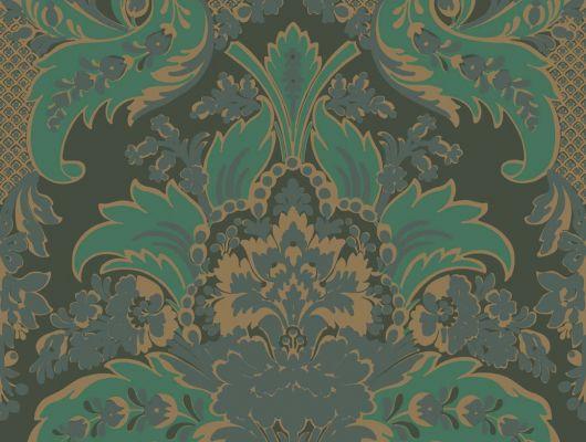 Обои art 94/5028 Флизелин Cole & Son Великобритания, Albemarle, Английские обои, Архив, Обои для гостиной