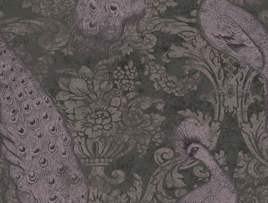 Обои art 94/7040 Флизелин Cole & Son Великобритания, Albemarle, Английские обои, Архив, Обои для гостиной, Обои для спальни