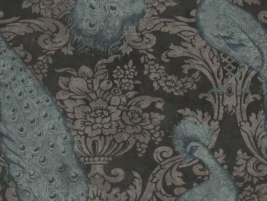 Обои art 94/7041 Флизелин Cole & Son Великобритания, Albemarle, Английские обои, Архив, Обои для гостиной, Обои для спальни