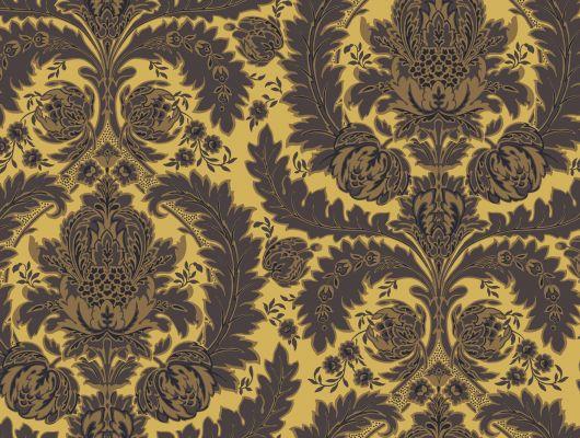Обои art 94/9049 Флизелин Cole & Son Великобритания, Albemarle, Английские обои, Архив, Обои для гостиной