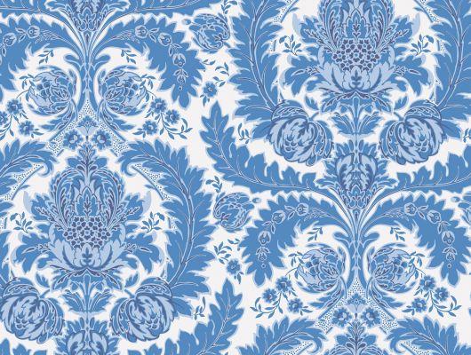 Обои art 94/9051 Флизелин Cole & Son Великобритания, Albemarle, Английские обои, Архив, Обои для гостиной
