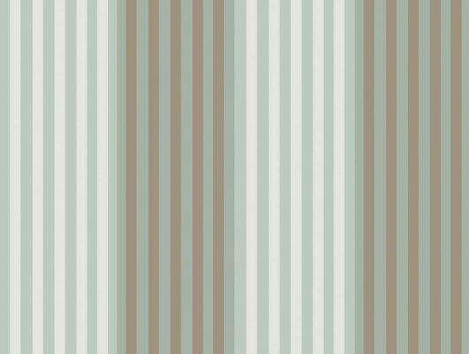 Обои art 96/9050 Флизелин Cole & Son Великобритания, Festival Stripes, Английские обои, Архив, Обои для гостиной, Распродажа