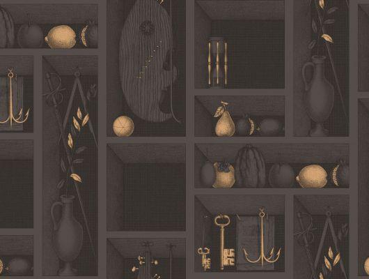 Обои art 97/11036 Флизелин Cole & Son Великобритания, Fornasetti II, Английские обои, Архив, Обои для гостиной, Обои для прихожей, Распродажа