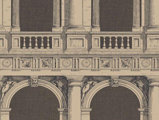 Обои art 97/9029 Флизелин Cole & Son Великобритания, Fornasetti II, Английские обои, Архив, Распродажа